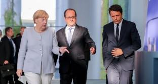 Arriva la Troika in Italia dopo Renzi