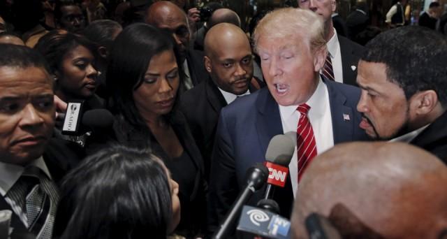 Sondaggi USA, Trump cresce molto tra neri