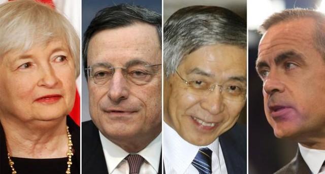 Le banche centrali più importanti del pianeta iniziano a ritirare gli stimoli monetari, anche se le principali economie avanzate non sembrano versare nelle condizioni auspicate. Che significato ha una simile mossa?