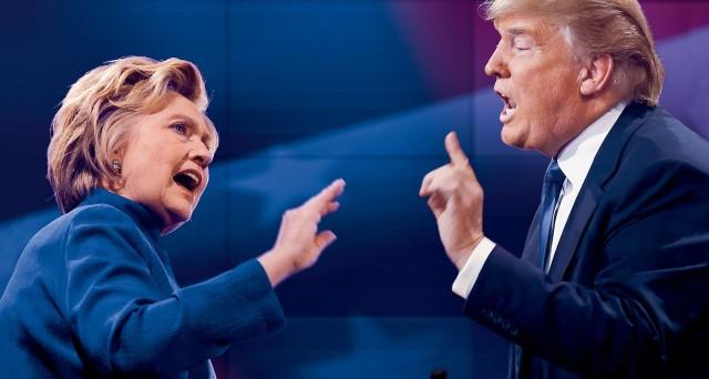 Duello duro tra Donald Trump e Hillary Clinton all'ultimo faccia a faccia televisivo, in vista delle elezioni presidenziali USA. E l'ombra del presidente russo Vladimir Putin si è materializzata nel corso del dibattito.