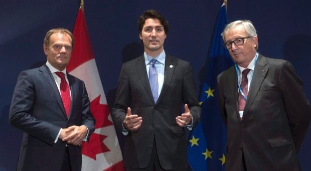 Ue-Canada: a Bruxelles al via summit per firma accordo