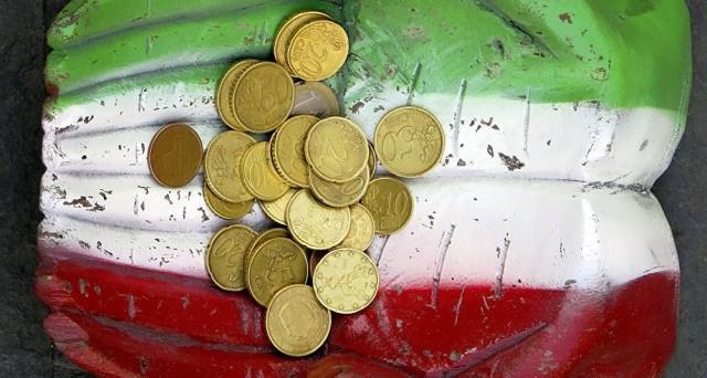 L'Italia torna in deflazione, prezzi in calo dello 0,1% su base annua