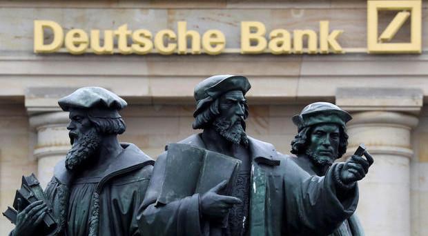 Deutsche Bank sarà salvata con aiuti di stato mascherati?