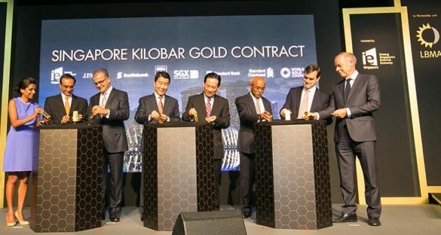 Il prezzo dell'oro potrebbe presto essere fissato anche a Singapore una volta al giorno. Dopo due tentativi falliti, l'Asia riuscirà a farsi spazio sul mercato del metallo?