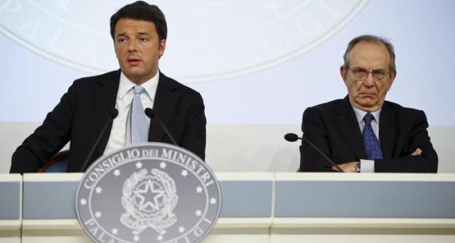 Matteo Renzi e Pier Carlo Padoan pasticciano con le previsioni sulla ripresa dell'Italia, ma non hanno capito che stiamo entrando in una nuova fase, dove la credibilità sui mercati è d'obbligo.