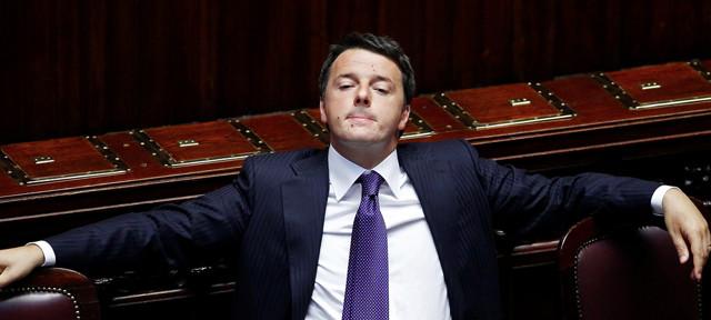 Isolamento già iniziato contro Renzi