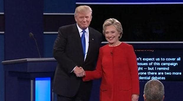 Trump versus Clinton, secondo dibattito TV