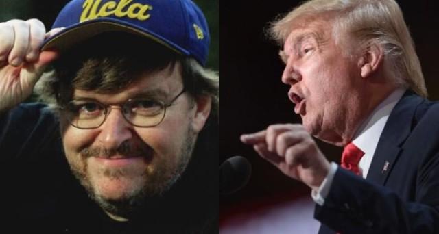 Per Michael Moore vincerà Donald Trump le elezioni USA