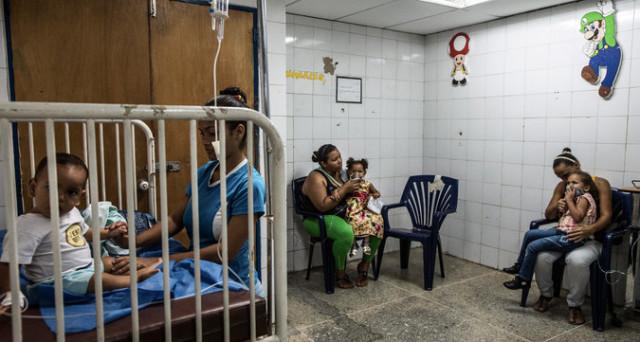 Il sistema sanitario in Venezuela è al collasso e la mortalità infantile esplode al di sopra dei livelli della straziata Siria. Oltre 4.000 bambini deceduti fino a maggio.
