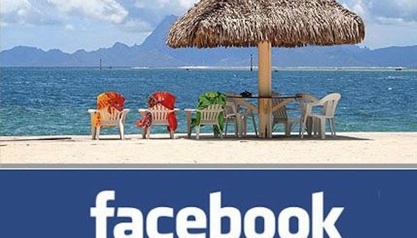 L'evasione fiscale si combatte anche con Facebook. Gli utenti pubblicano post e immagini poco compatibili spesso con i redditi dichiarati.