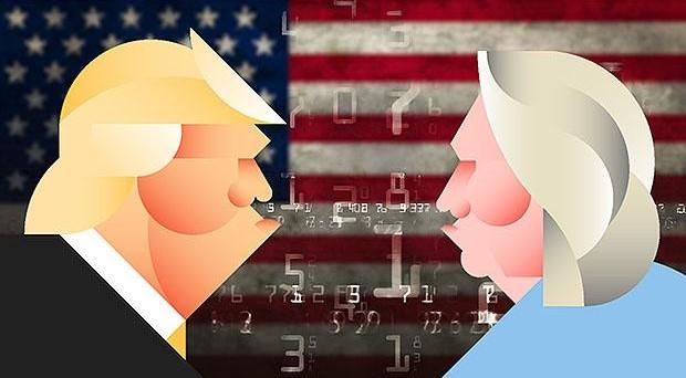Clinton, Fbi chiude indagine sulle email. Trump: sistema truccato