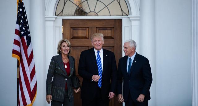 Ecco la squadra economica di Donald Trump