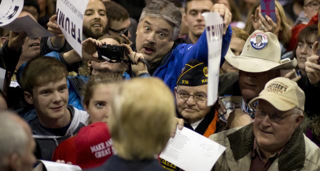 Trump, primo discorso da presidente: unità, crescita e un occhio ai dimenticati