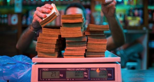 Venezuela, pagamenti a peso nei negozi