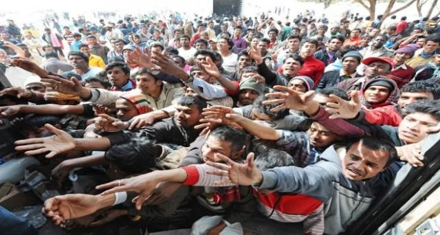 Allarme immigrazione, italiani i più a disagio in Europa