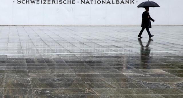 Banca centrale svizzera registra maxi-utile nel 2016