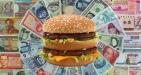 Cambio euro-dollaro sottovalutato del 20%, ce lo dice il panino