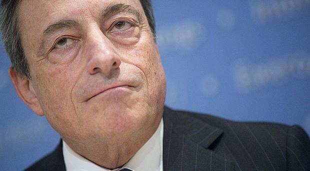 Bce, Draghi: ritardo in riforme strutturali pesa sulla crescita