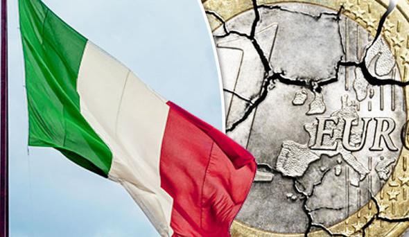 L'Italia corre dritta verso il caos istituzionale e finanziario. Si moltiplicano i segnali che l'uscita dall'euro potrebbe essere un'ipotesi per noi meno fantasiosa di quanto si creda.