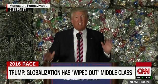 Commercio mondiale secondo Trump: protezionismo o nuova globalizzazione?