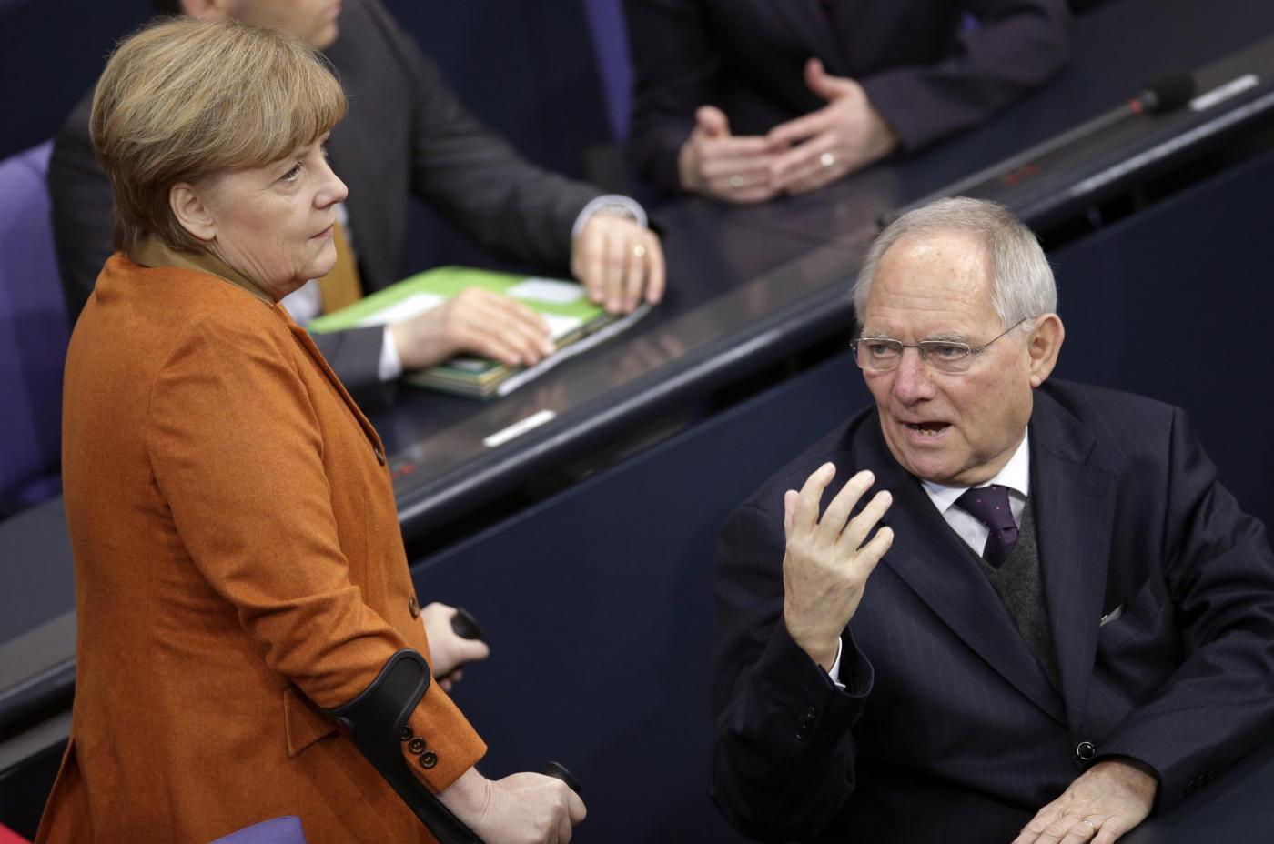 La Germania reagisce alla crisi europea con due mosse a cui fare attenzione