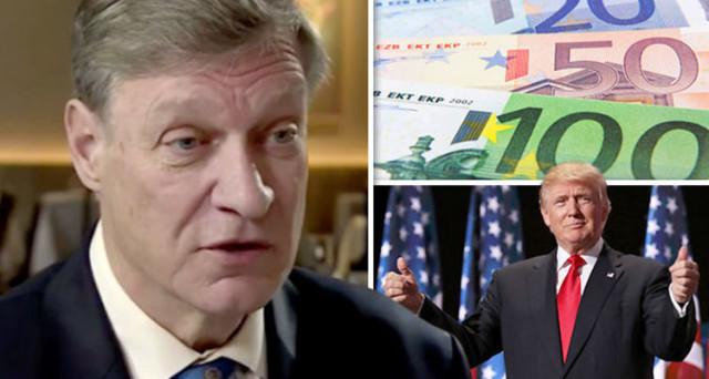 La Grecia uscirebbe dall'euro per prendersi il dollaro come nuova moneta nazionale. Lo sostiene l'ambasciatore nominato dal presidente Trump presso la UE. Una pazza idea, che suona come ipotesi umiliante per l'Eurozona.