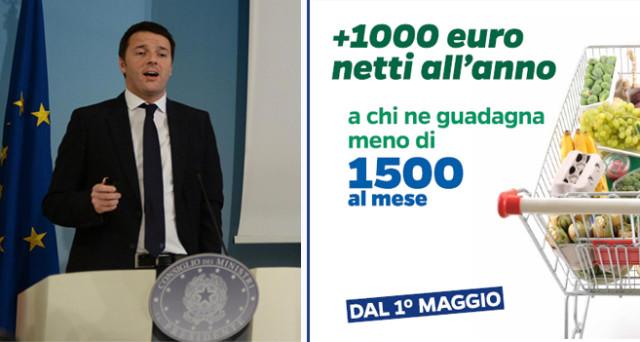 La politica fiscale di Matteo Renzi è stata un disastro, che stiamo iniziando a pagare con le richieste di Bruxelles e le minacce di commissariamento all'Italia. E l'ex premier ora si accorge che forse sarebbe meglio non candidarsi.