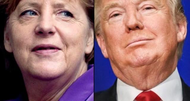 Trump all'attacco della Germania:
