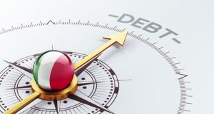 Debito pubblico italiano, è boom a dicembre