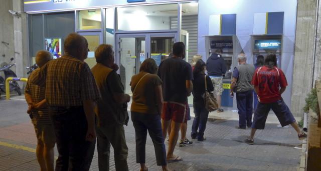 Banche in Grecia di nuovo a rischio collasso