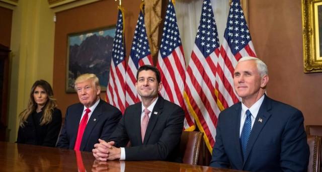 La riforma fiscale dell'amministrazione Trump è stata presentata ieri al Congresso dal presidente, anche se mancano i dettagli. Dubbi sulla frase-chiave del discorso: protezionismo o sostegno al piano Ryan?