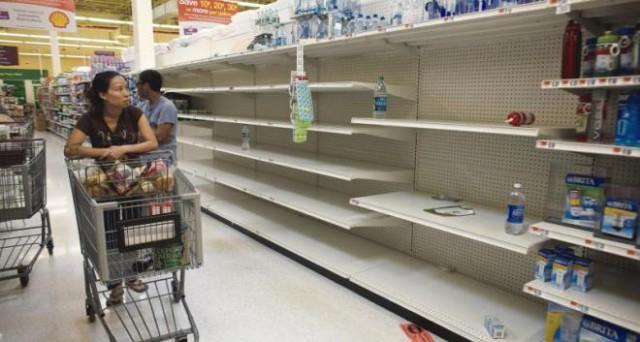 Le riserve valutarie in Venezuela sono scese a livelli poco sostenibili, rendendo impossibili le importazioni. E la fame dilagante fa dimagrire gli abitanti.