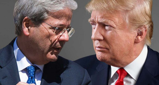 Vertice Trump-Gentiloni alla Casa Bianca
