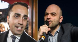 Saviano contro Di Maio sul tema della Ong attive nell'immigrazione: chi ci guadagna veramente?