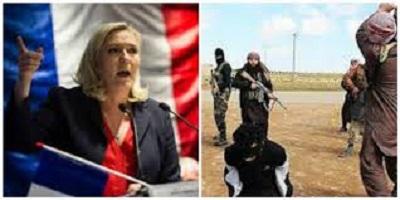 Attentato Parigi: perché l'ISIS vuole la vittoria della Le Pen, una strategia politica 'perfetta'