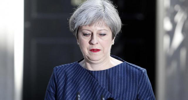 Elezioni anticipate nel Regno Unito, Il governo May cerca un mandato popolare per una Brexit