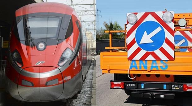 L'impasse sulla fusione tra Anas e Ferrovie dello Stato si è sbloccata dopo il raggiungimento di un accordo sui maxi contenziosi che gravano su Anas