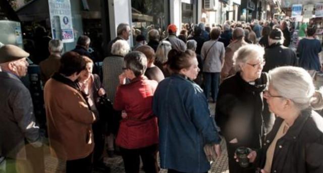 Nuovo scontro sulle pensioni in Grecia
