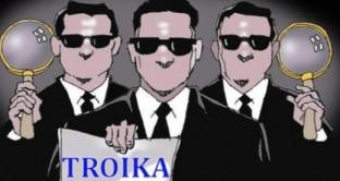 Troika in Italia dopo elezioni