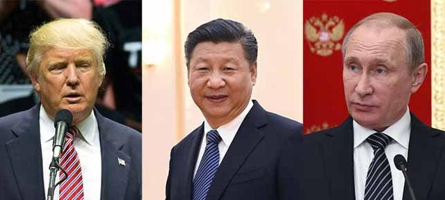 Gli USA di Donald Trump potrebbero avere cambiato strategia sul piano internazionale, considerando più conveniente un accordo con la Cina, piuttosto che avvicinarsi alla Russia di Vladimir Putin. In pochi giorni, equilibri internazionali stravolti.