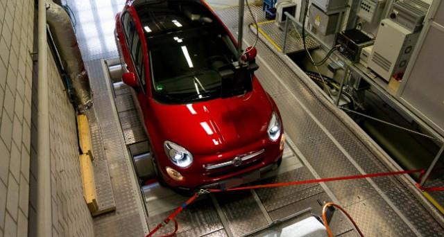 Fiat 500x, Ue apre procedura infrazione per emissioni