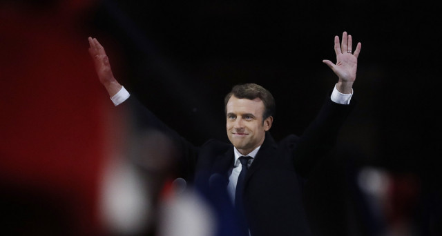 Macron è il nuovo presidente francese