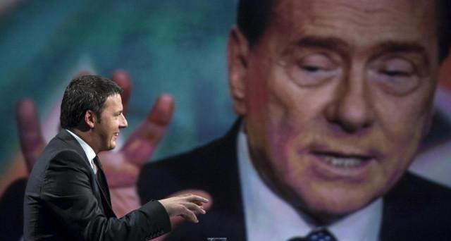 "Aria di ""inciucio"" tra Berlusconi e Renzi"