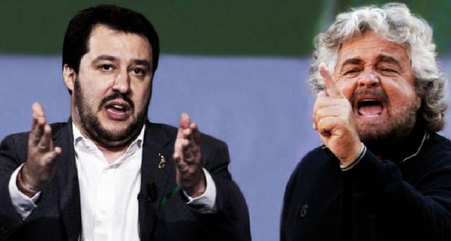 Patto Renzi-Berlusconi tonifica M5S e Lega Nord
