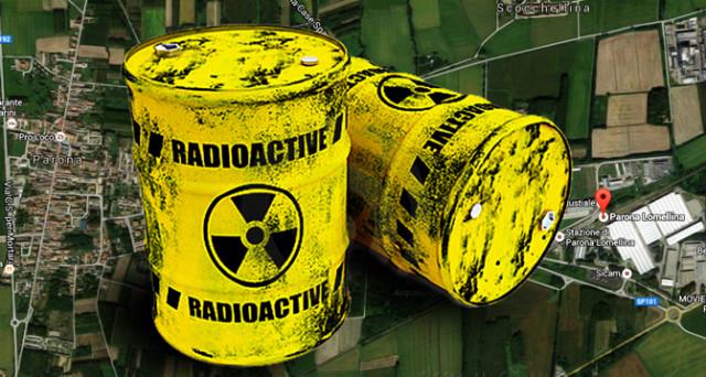Scorie radioattive Ue sulle rive del Lago Maggiore a Ispra nell'area 41? Scoppia il caso.