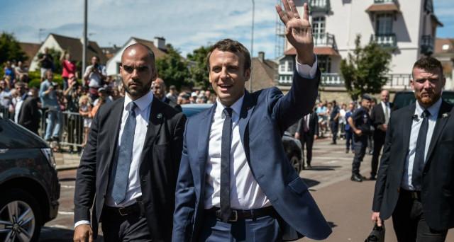 L'era Macron parte con astensione record