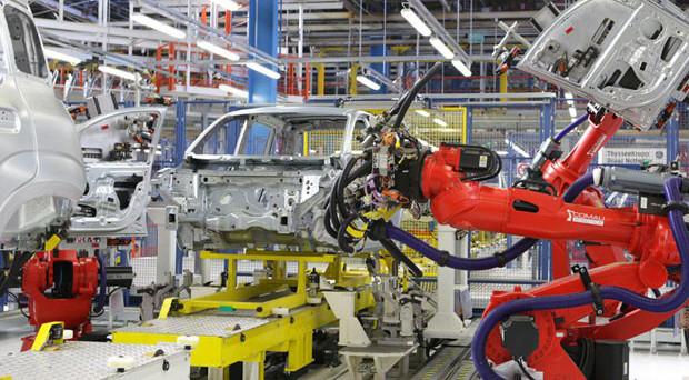 A maggio produzione industriale in ripresa: +2,8 su base annua