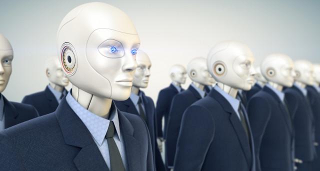 Robot e lavoro, che succede?