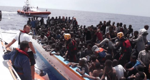 Crisi migranti, il governo Gentiloni avrebbe deciso di comunicare ufficialmente alla UE che l'emergenza sta diventando impossibile da gestire.