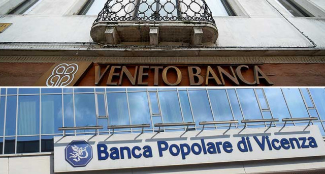 Bond senior banche venete, andamento boom nell'ultimo mese
